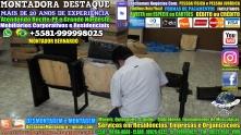 Montador de Móveis Recife Corporativos e Residenciais WhatsApp 55 81 99999-8025 - 000144