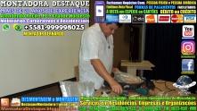 Montador de Móveis Recife Corporativos e Residenciais WhatsApp 55 81 99999-8025 - 000149