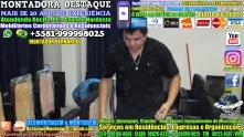 Montador de Móveis Recife Corporativos e Residenciais WhatsApp 55 81 99999-8025 - 000158