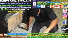Montador de Móveis Recife Corporativos e Residenciais WhatsApp 55 81 99999-8025 - 000159