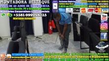 Montador de Móveis Recife Corporativos e Residenciais WhatsApp 55 81 99999-8025 - 000161