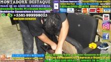 Montador de Móveis Recife Corporativos e Residenciais WhatsApp 55 81 99999-8025 - 000165