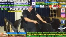 Montador de Móveis Recife Corporativos e Residenciais WhatsApp 55 81 99999-8025 - 000168