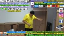 Montador de Móveis Recife Corporativos e Residenciais WhatsApp 55 81 99999-8025 - 000177