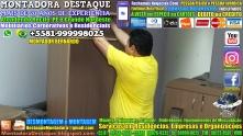 Montador de Móveis Recife Corporativos e Residenciais WhatsApp 55 81 99999-8025 - 000182