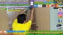Montador de Móveis Recife Corporativos e Residenciais WhatsApp 55 81 99999-8025 - 000189