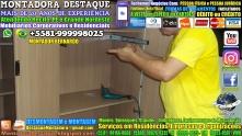 Montador de Móveis Recife Corporativos e Residenciais WhatsApp 55 81 99999-8025 - 000190