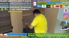 Montador de Móveis Recife Corporativos e Residenciais WhatsApp 55 81 99999-8025 - 000192