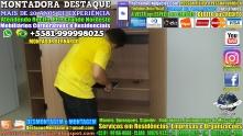 Montador de Móveis Recife Corporativos e Residenciais WhatsApp 55 81 99999-8025 - 000194