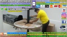 Montador de Móveis Recife Corporativos e Residenciais WhatsApp 55 81 99999-8025 - 000196