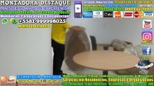 Montador de Móveis Recife Corporativos e Residenciais WhatsApp 55 81 99999-8025 - 000197